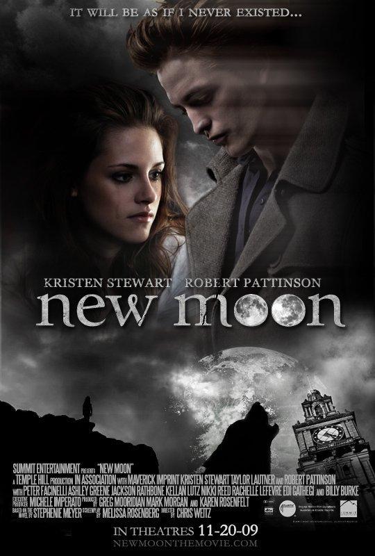 Affiches de New Moon (+ officielle) Affichenewmoon